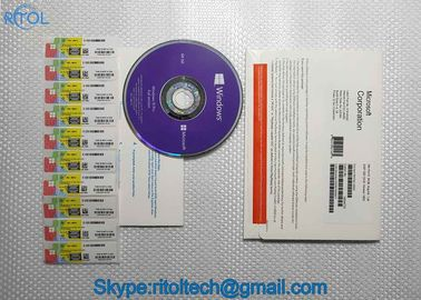 Microsoft Windows 10 Pro License Key , FPP / Retail Type Key Windows 10 Professional